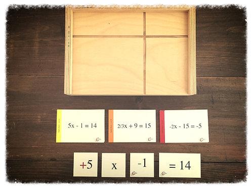 The Algebra Basics Curriculum