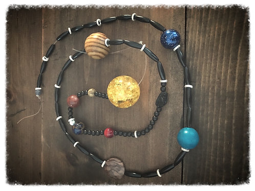 Milky Way Story Beadline with Box