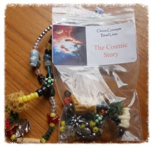 Bead Lines: The Cosmic Story