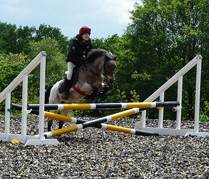 Children's jumping lessons