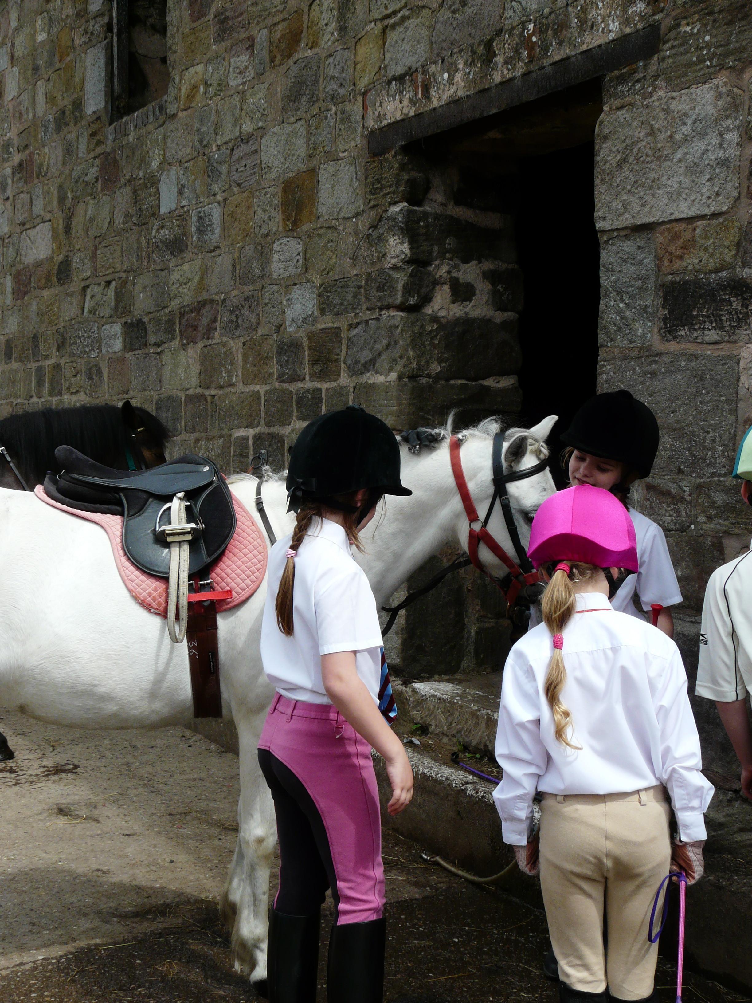 Pony Club Launch Day