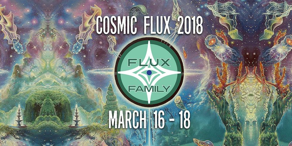 Cosmic Flux 2018