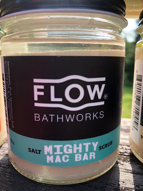 MIGHTY MAC SALT SCRUB