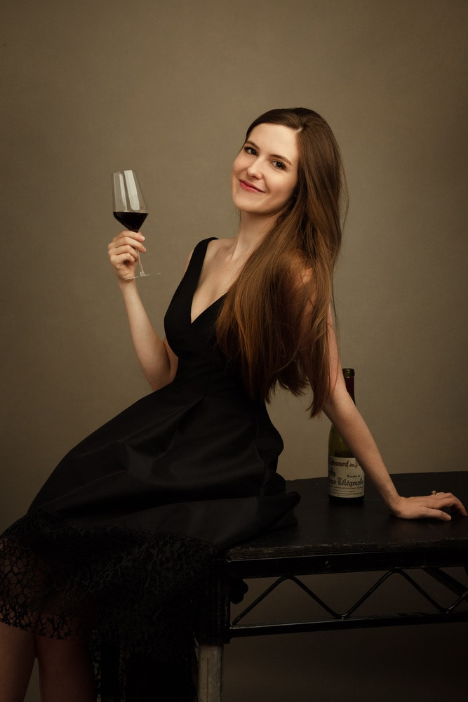 Victoria James sommelier NYC book wine girl