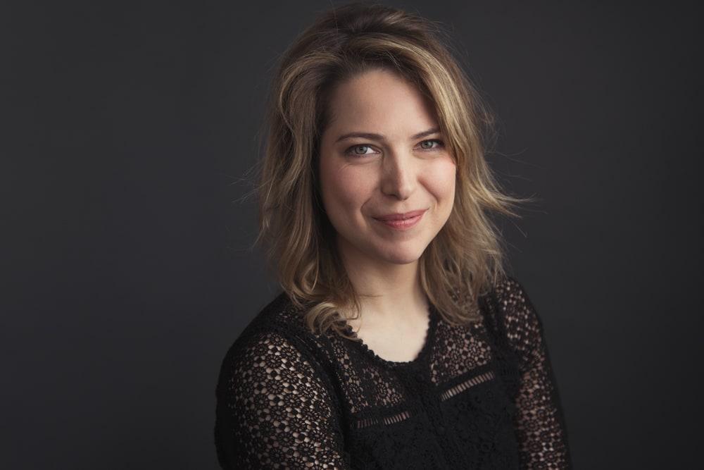 Portrait of Clémence
