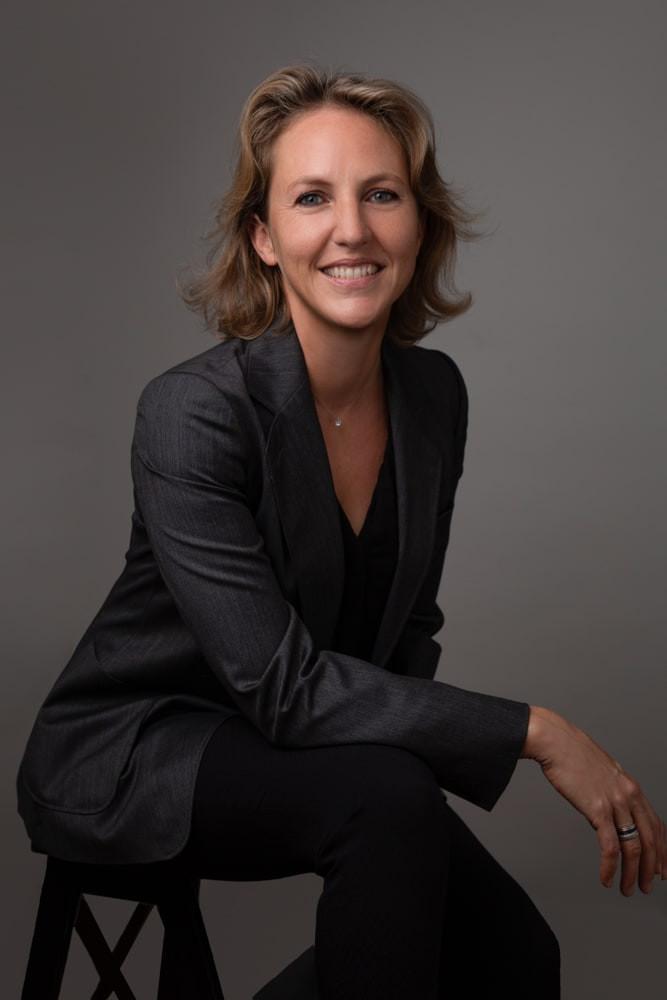 woman executive professional portrait