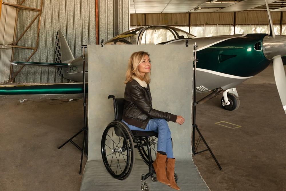 film au dessus des nuages femme handicapée