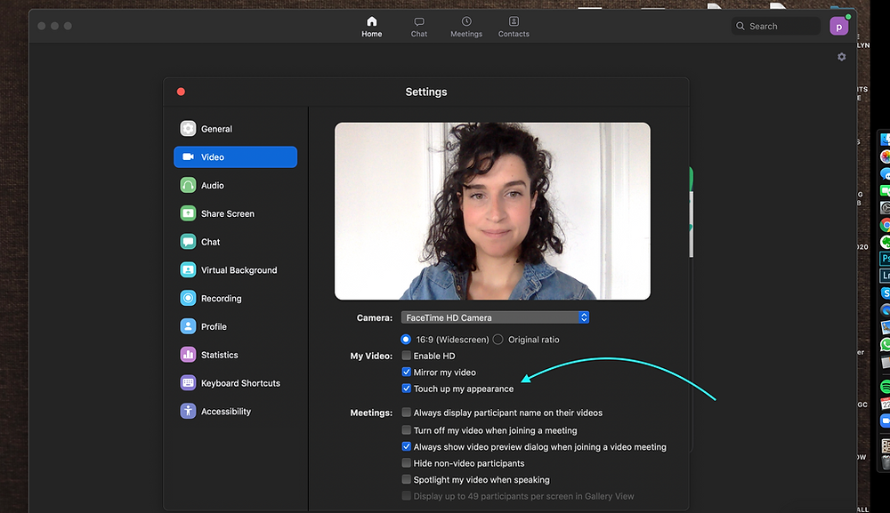 best way to organize a video call