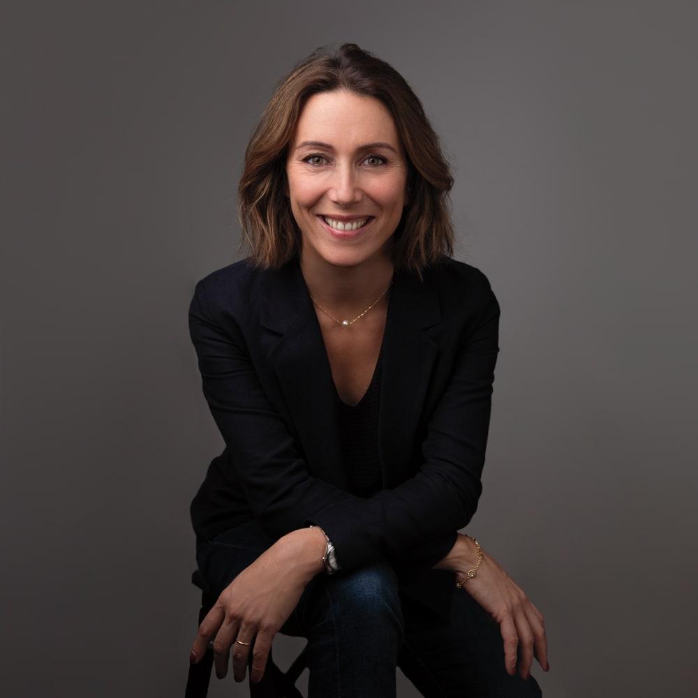 Portrait d'Agnès M.B.