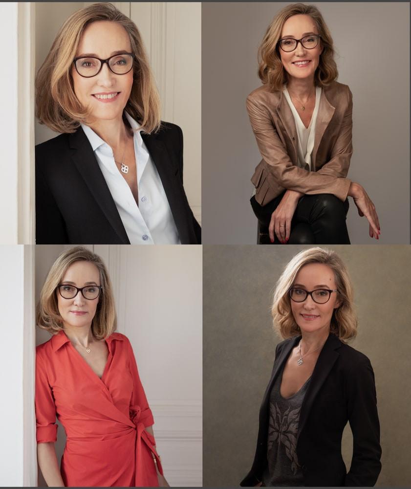 professional corporate headshot photos