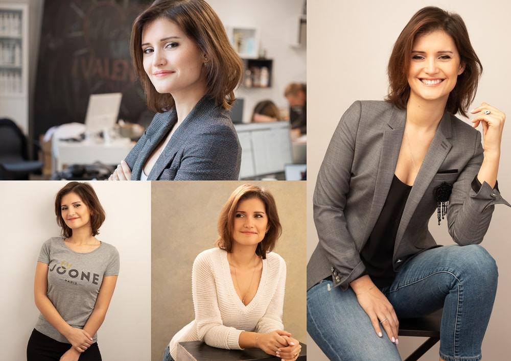 portrait femme pdg photographe paris