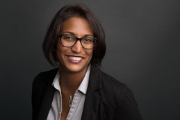 corporate headshot NYC female