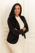 female CEO headshot photographer