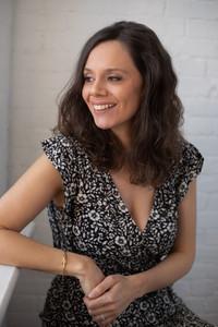 author headshot NYC