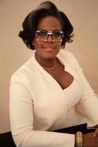 Example black female professional corporate portrait