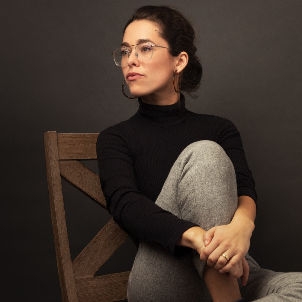female CEO portrait NYC Alexandra fine