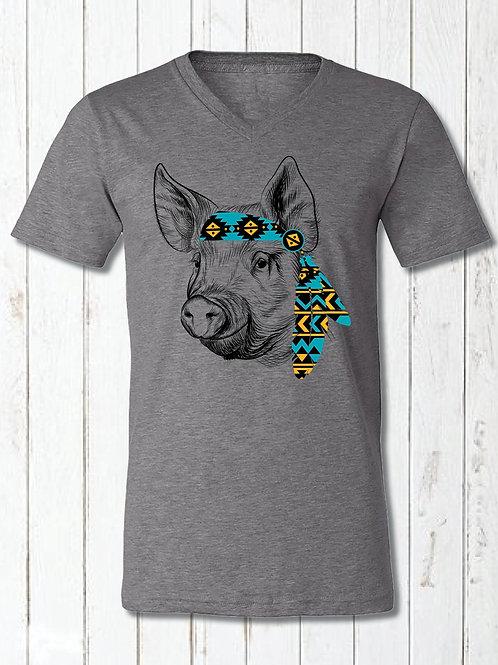 Aztec pig