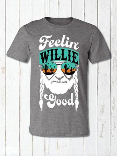 Feelin Willie Good (Cactus)