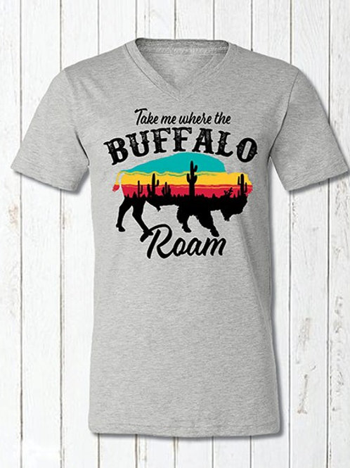 Take me where the Buffalo Roam