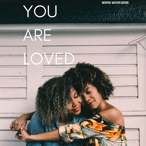You Are Loved Mother Daughter Devotional: Issue 2
