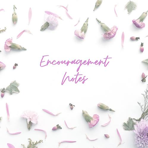 Encouragement Notes (10)