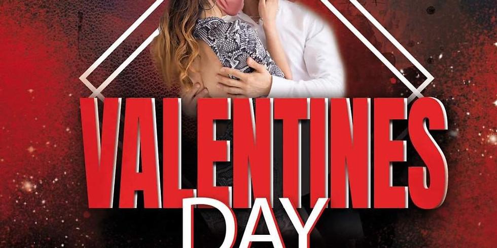 Valentines with DJ Poli