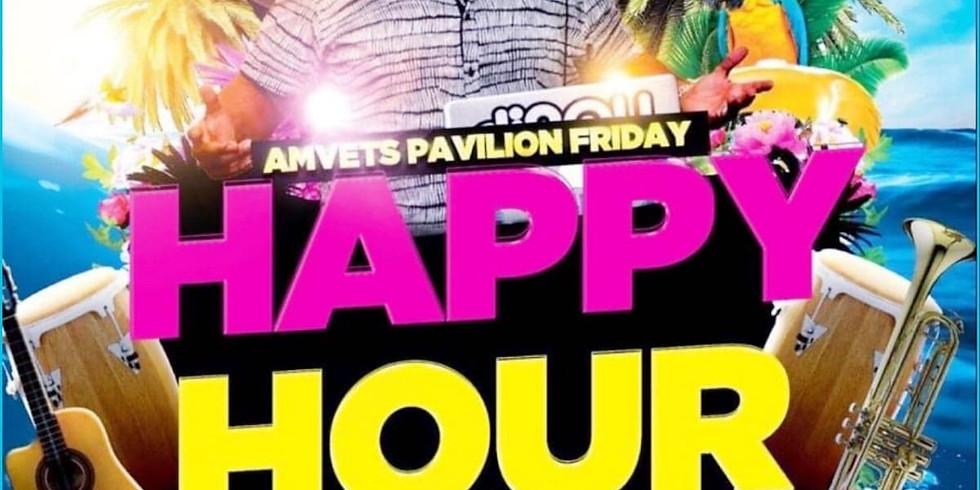 Happy Hour Salsa Party - Amvets Pavilion