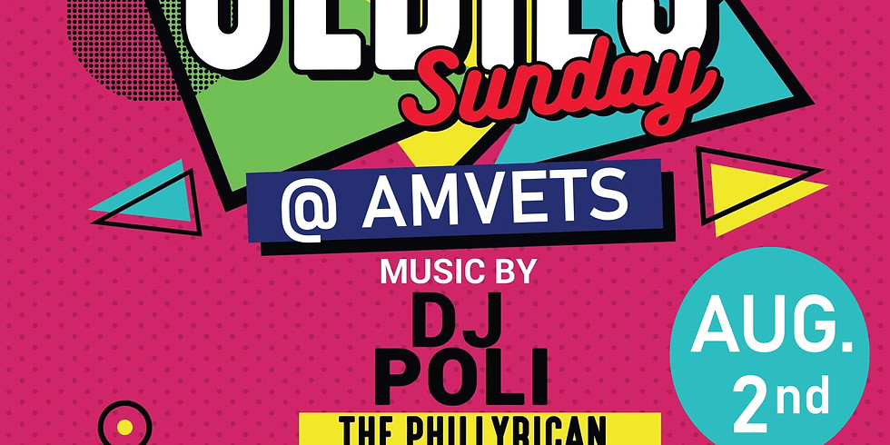 Oldies Sunday @ the Amvets