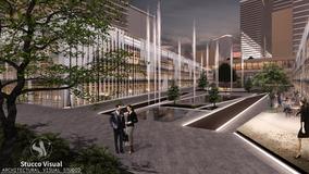 StuccoVisual - İncek Urban Project