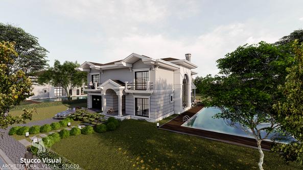 StuccoVisual - Villa Project