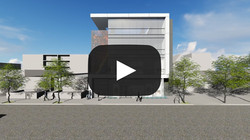 Hollywood office architect rendering