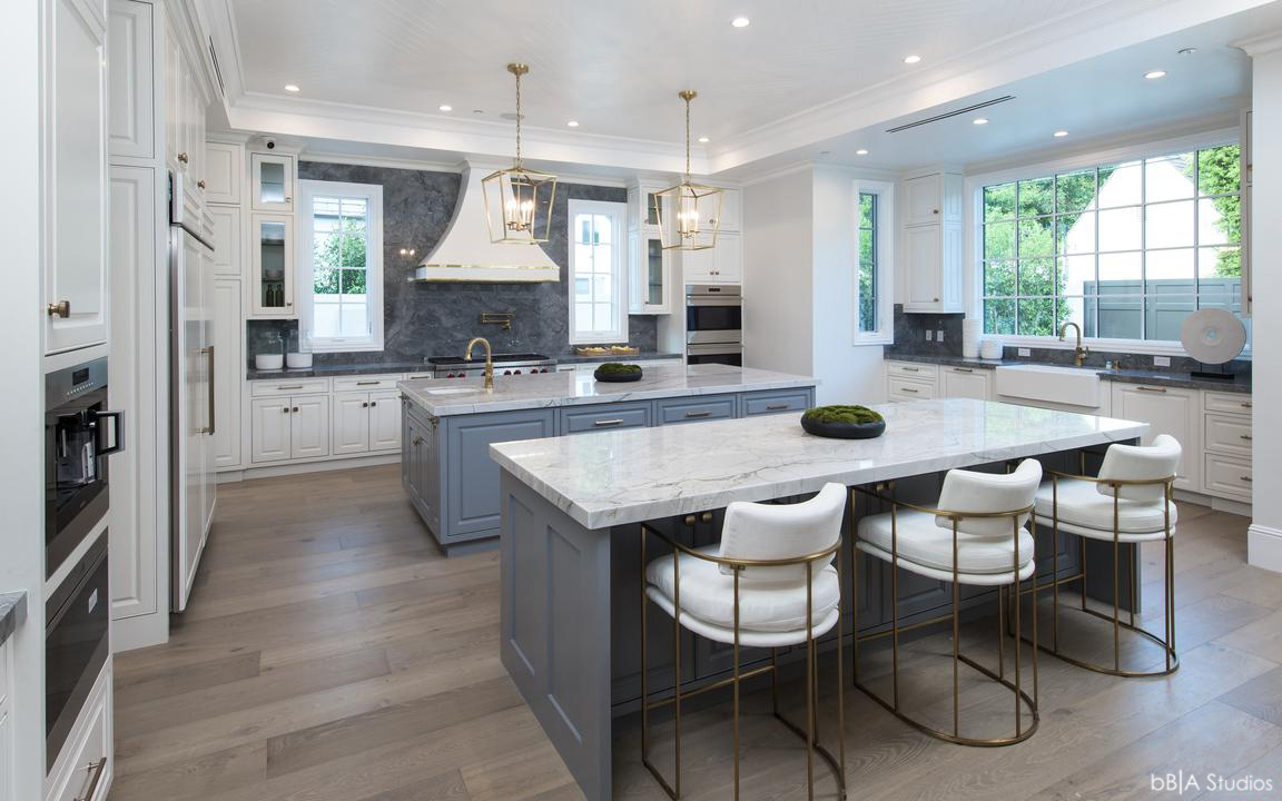 Elegant Kitchen Design Build