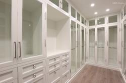 Luxury huge closet