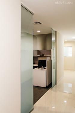 Modern Office Storage Space