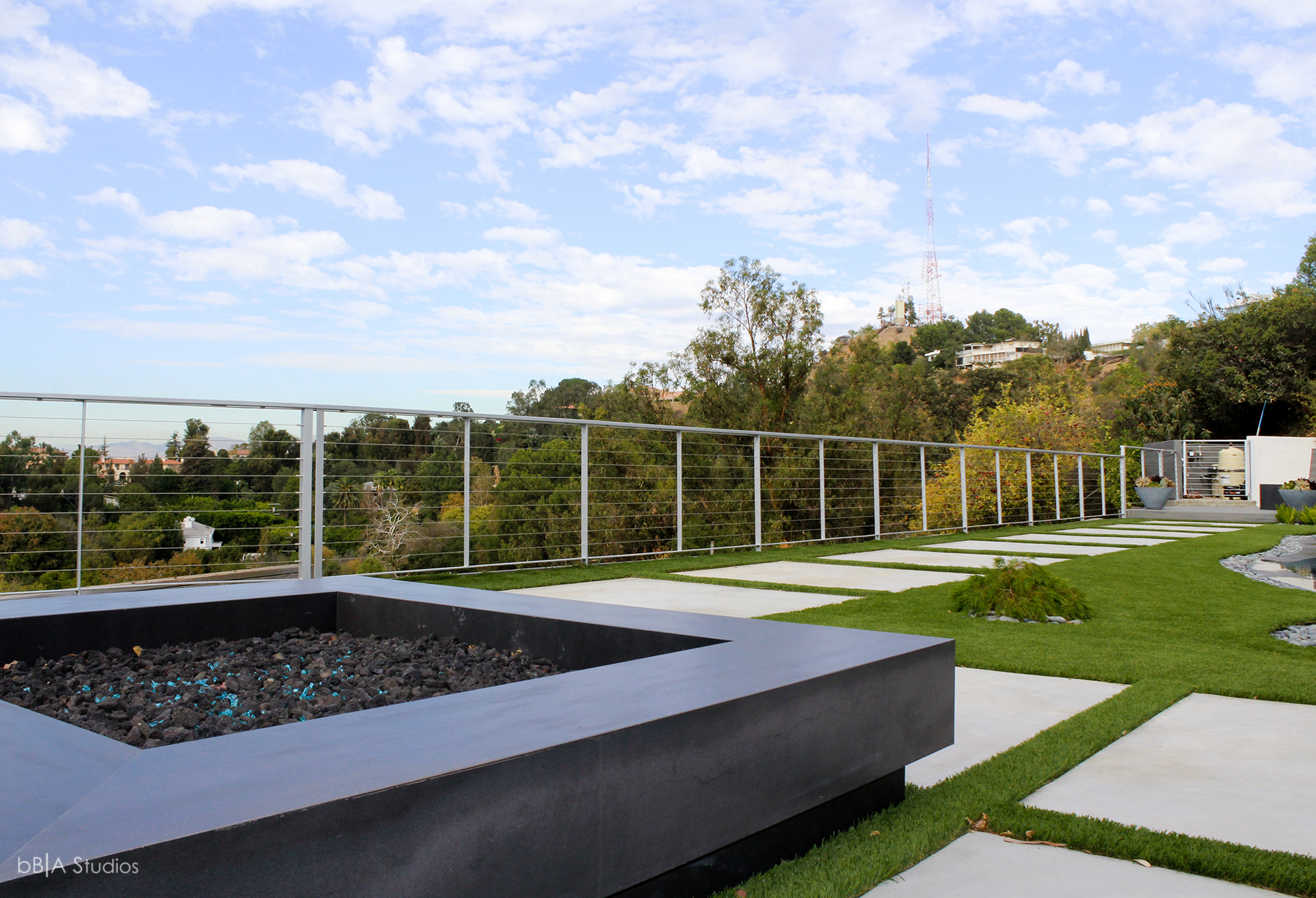 Yard Beverly Hills