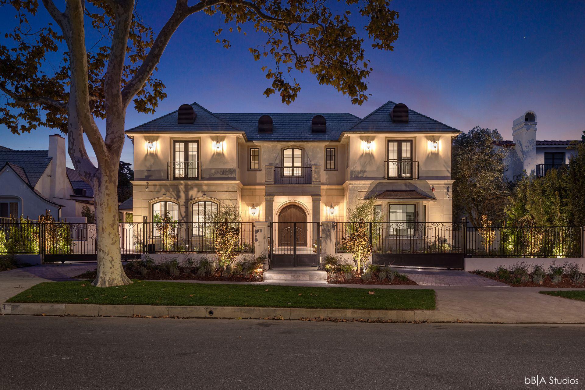 Exterior Classic Home Architecture