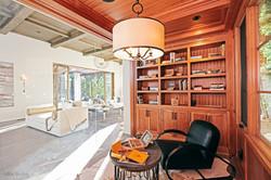 Cigar room study