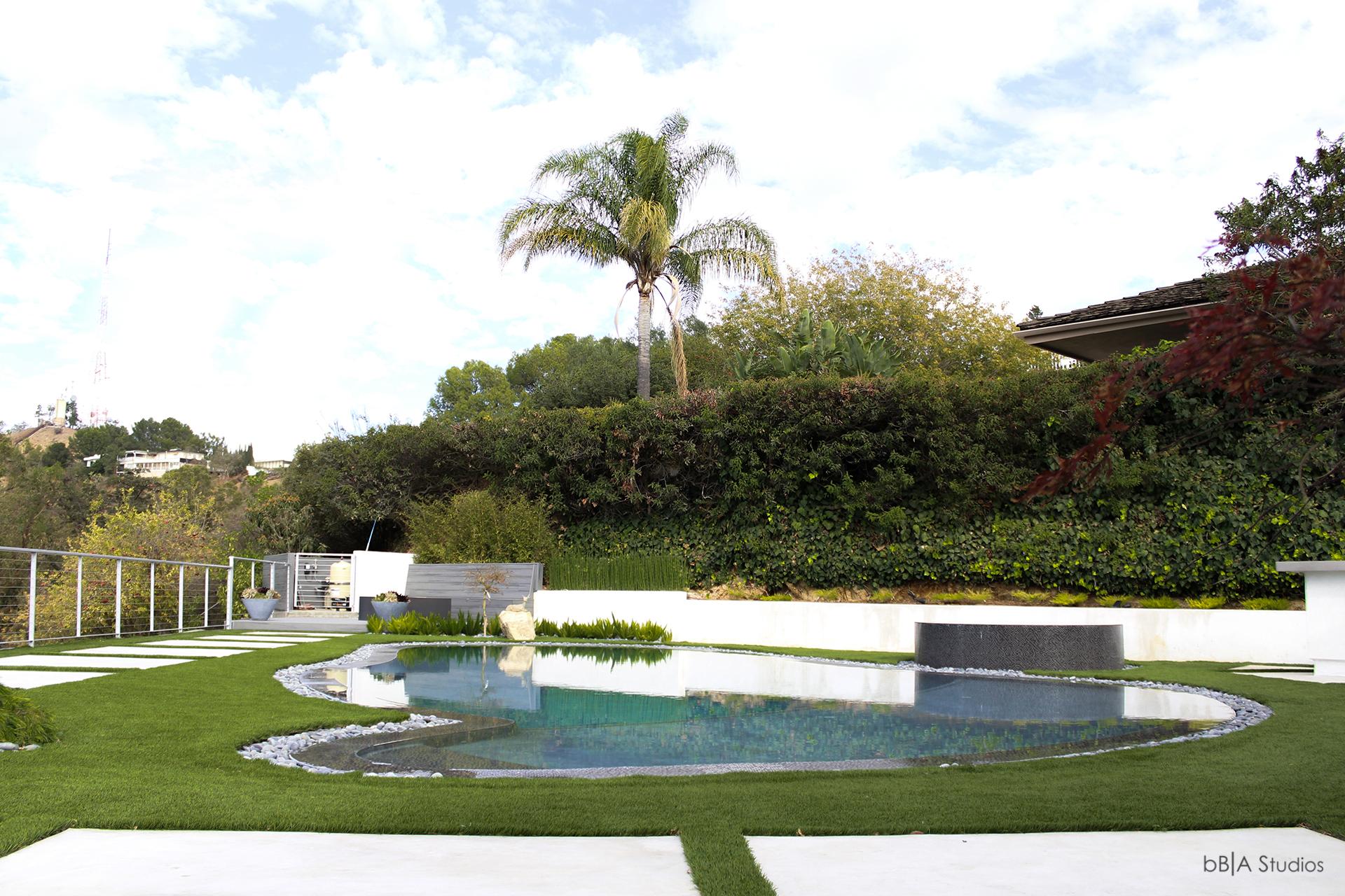 Yard Landscape Architect