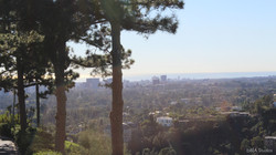 View of Los Angeles, CA
