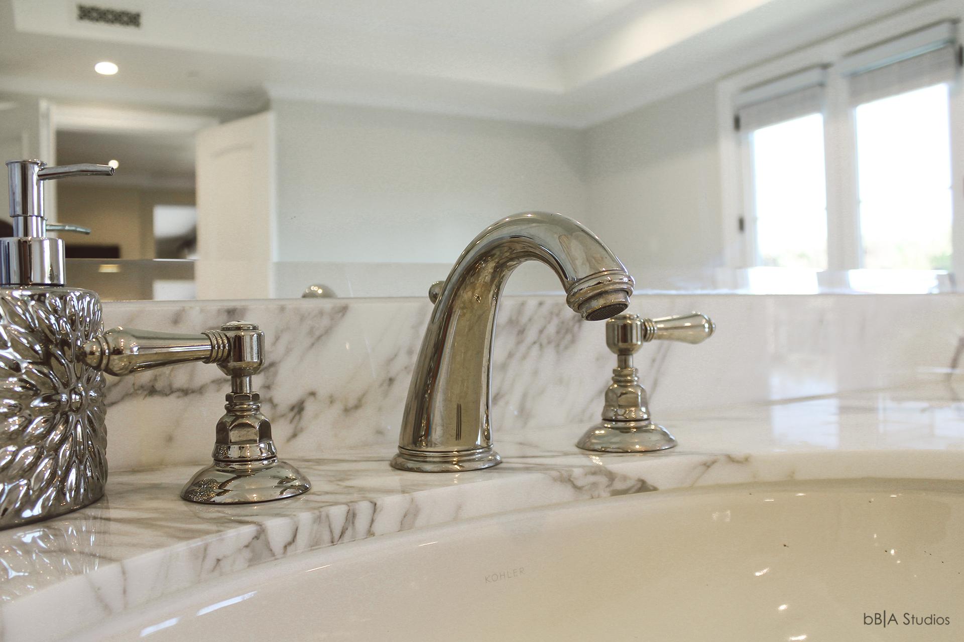 Sink detail