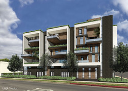 West Hollywood Townhomes