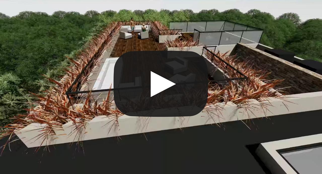 Modern Rooftop Ideas