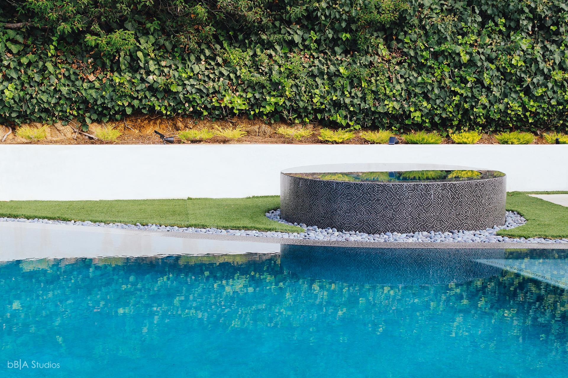 Infinity pool Los Angeles