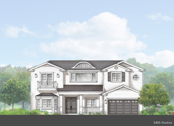 Rendering of Brentwood Cape CodHome