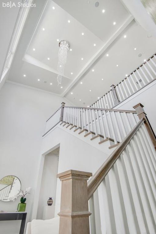 Bottom of Staircase