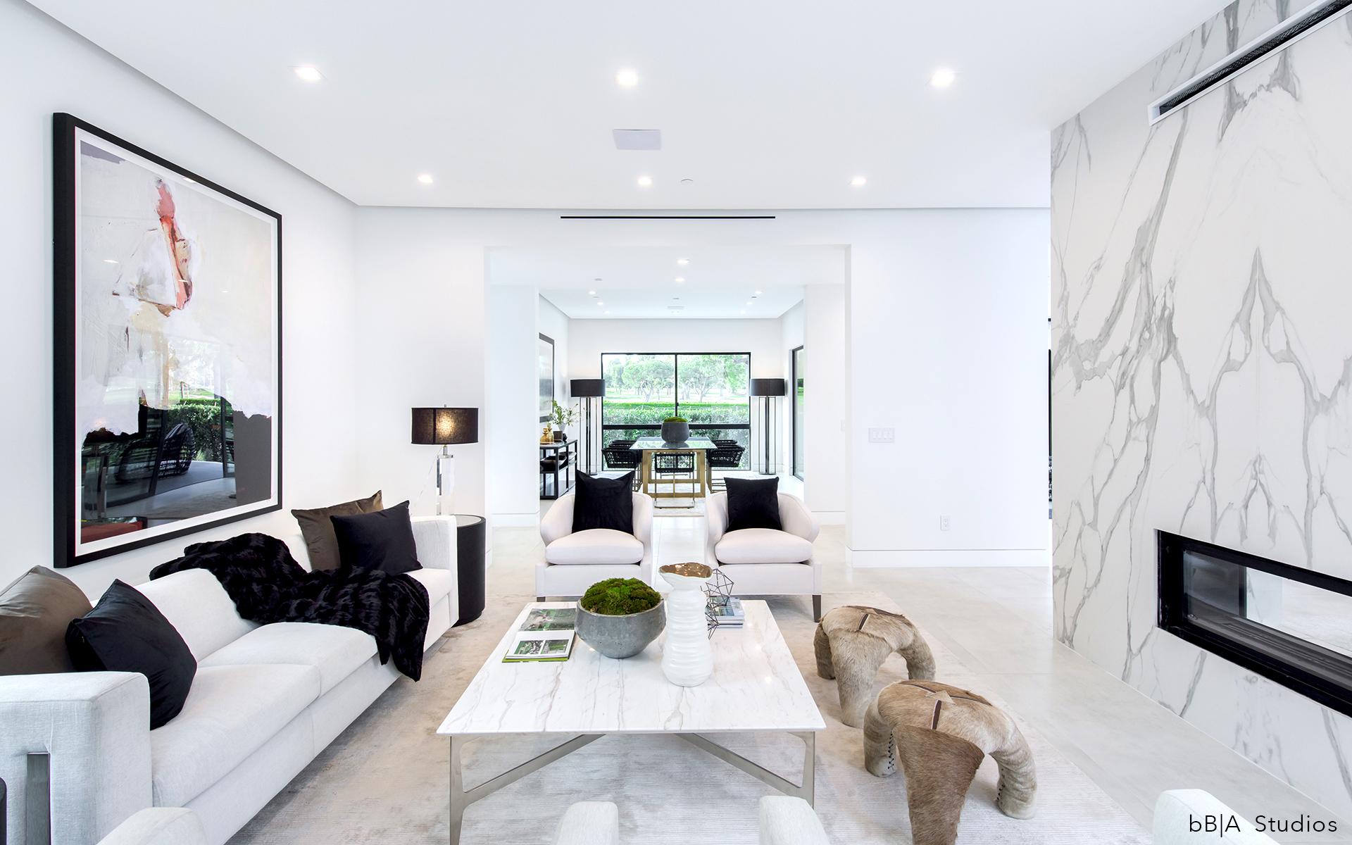 Design Build Modern Room