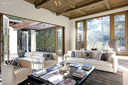 Living Room Architecture and Design