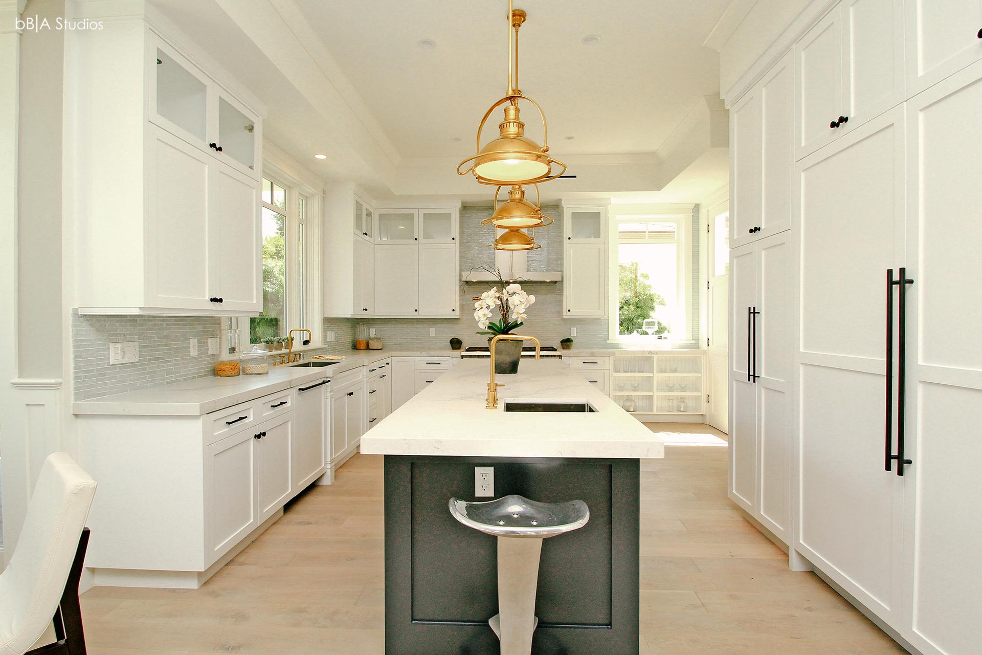 Classic kitchen design