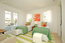 Cape Cod style kids rooms