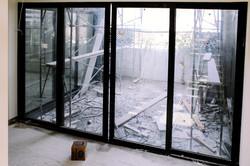 Courtyard House Construction